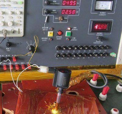 testing autotrad coils